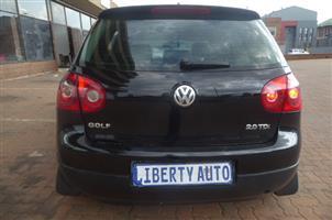 2006 VW Golf 2.0TDI Sportline