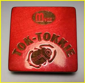 Tok-Tokkies by Myne Percussion