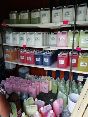 Washing powder & household detergents