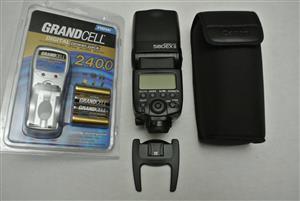 CANON Speedlite 580EX II Flash LIKE NEW
