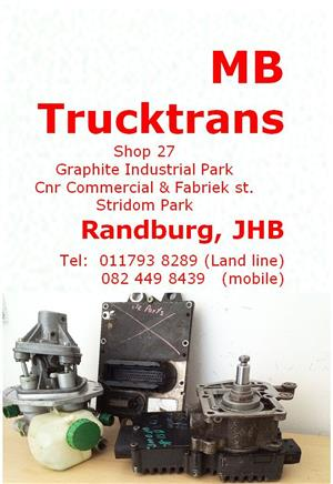 Mercedes Truck Parts and Spears: Actros, Axor and Atego | Junk Mail