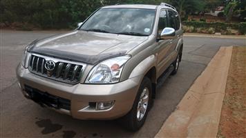 2005 Toyota Land Cruiser Prado PRADO VX 4.0 V6 A/T