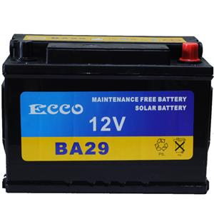 29ah 12v Solar batteries