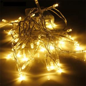 LED Decorative Fairy String Lights Waterproof Battery Operated in Warm White. Brand New.