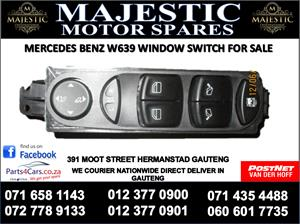 Mercedes benz w693 window switch for sale