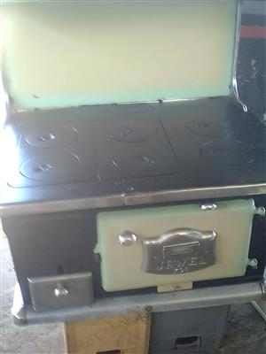Jewel coal stove