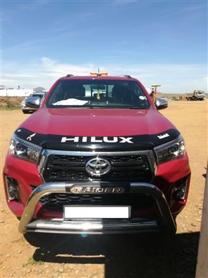 2018 Toyota Hilux double cab HILUX 2.8 GD 6 RB RAIDER P/U D/C A/T