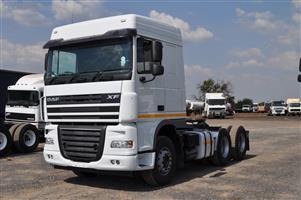 2015 DAF XF105.460 FOR SALE!