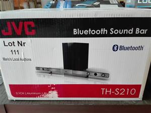 JVC bluetooth sound bar