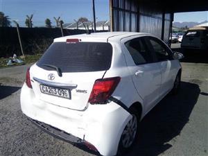 2014 Toyota YARIS 1.5 Xs 5Dr R31,000.00