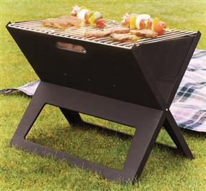 BARGAIN - Portable Folding Charcoal Braai Stand/Grill