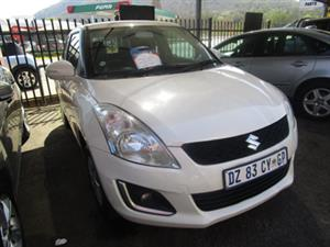 2015 Suzuki Swift 1.4 GL