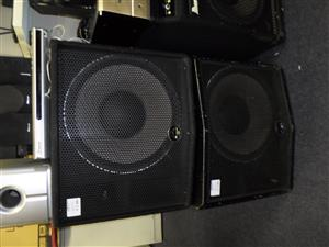 Wharfedale Pro Speakers