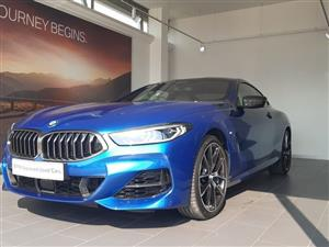 2020 BMW 8 Series coupe M850i xDRIVE (G15)