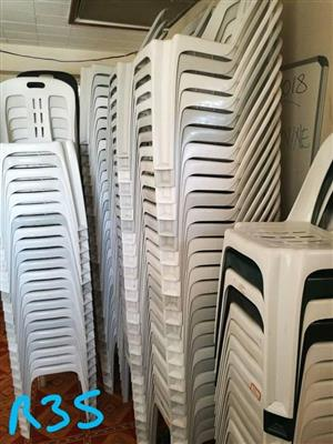 100+ plastic chairs for sale