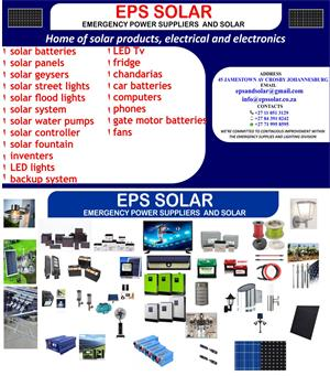 EPS SOLAR