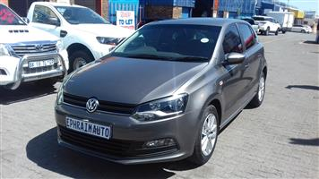 2019 VW Polo Vivo hatch 1.4 Trendline