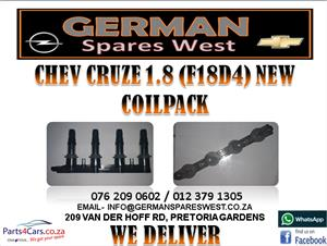 CHEV CRUZE 1.8 (F18D4) NEW COILPACK FOR SALE