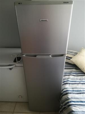 Hisense fridge available