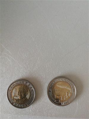 Mandela coin