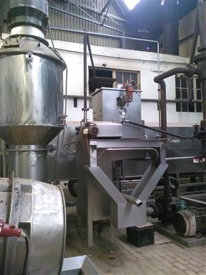 Potato chip manufacturing plant for sale