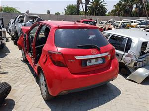 Toyota Yaris Parts and Spares available