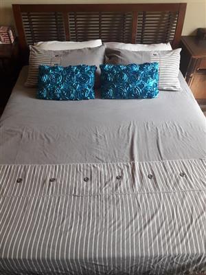 Bed base & mattress