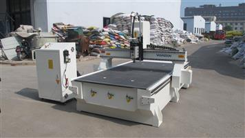 CNC router for woodworking, furniture producing and soft metal processing