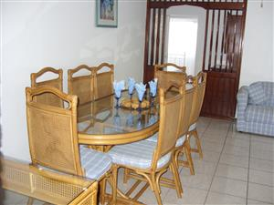 3 BEDROOM 2 BATHROOM FURNISHED FLAT FROM R3600 PER WEEK UVONGO SHELLY BEACH ST MICHAELS IMMEDIATE SHORT TERM OCCUPATION