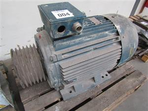 Fenner Motoline Electric Motor - ON AUCTION