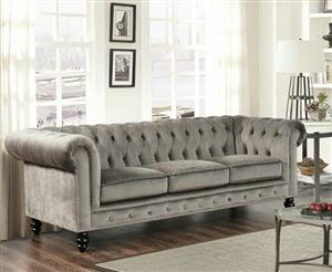 3 Seater Chesterfield from Couch Pimpers for only R10 000
