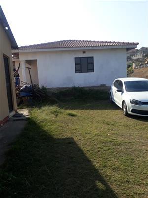 HOUSE FOR SALE ILOVU TOWNSHIP: R550 000