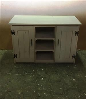 Compactum Cottage series 1200 Change-over table - Stained Antique white