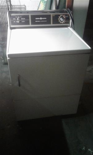 General Electric Heavy Duty Commercial Tumble Dryer (8KG) for Sale