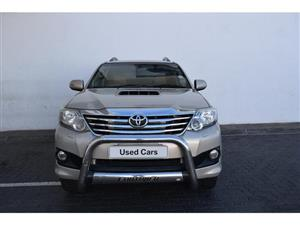 2012 Toyota Fortuner 3.0D 4D 4x4 Heritage Edition automatic
