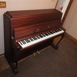 Knight Piano newly refurbished