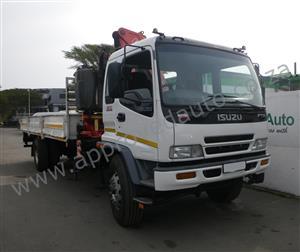 2008 Isuzu FTR800 – 8ton – used dropside truck - AA2993