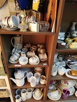Various tea sets for sale