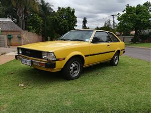 1982 Toyota 1800 SE Liftback