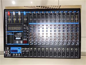 Hybrid 12 Line Mixer M1202UBTX