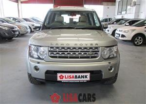 2010 Land Rover Discovery 4 3.0 TDV6 SE