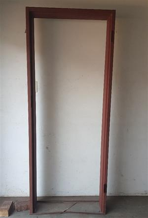STEEL WINDOWS AND PRESSED METAL DOOR FRAMES AND CHAWL DOORS :-
