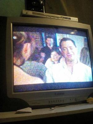 72' Sansui tube television