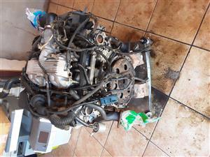 Lexus Engine V8 Four Cam 32