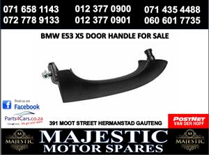 Bmw E53 door handle for sale