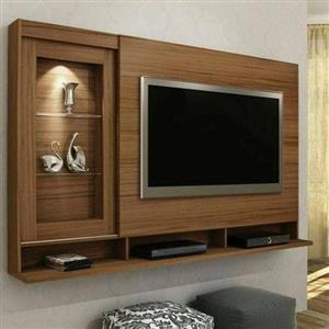 Mounted Tv Unit and smart coffee table