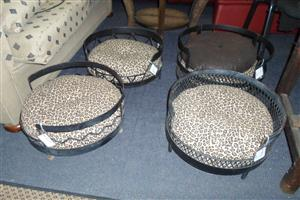Dog Beds with cushions - B033043757-1-4