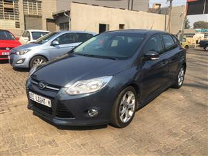 2013 Ford Focus hatch 1.6 Trend