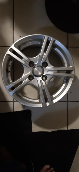 A set of 4 mag rims for sale