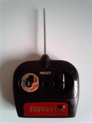 Ferrary Nikko Remote Control 40Mhz